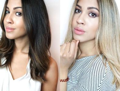 Haare färben | Tipps für blonde Haare