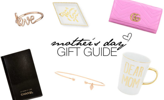 GIFT GUIDE – Mother´s Day